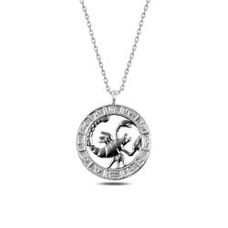 Gumush - Gümüş Akrep Burcu Kolye