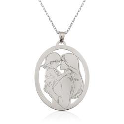 Gumush - Gümüş Anne Kız Kolye