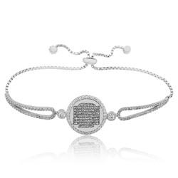 Gumush - Gümüş Ayetel Kürsi Bayan Bileklik