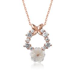 Gumush - Gümüş Bahar Çiçeği Kolye