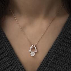 Gumush - Gümüş Bahar Çiçeği Kolye (1)