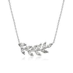 Gumush - Gümüş Başak Bayan Kolye