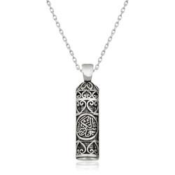 Gumush - Gümüş Cevşen-ül Kebir Kolye