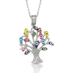 Gumush - Gümüş Dilek Ağacı Kolye