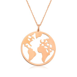 Gumush - Gümüş Dünya Kolye