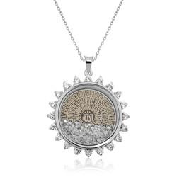 Gumush - Gümüş Esmaül Hüsna Bayan Kolye