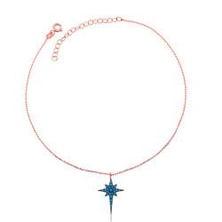 Gumush - Gümüş Mavi Kutup Yıldızı Halhal