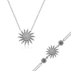 Gumush - Gümüş Güneş Bayan Set