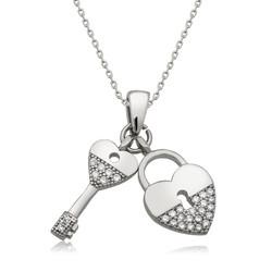 Gumush - Gümüş Kalbimin Anahtarı Kolye