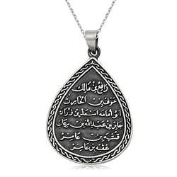 Gumush - Gümüş Kıtmir Duası Damla Kolye