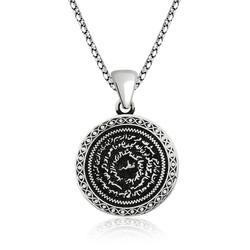 Gumush - Gümüş Kıtmir Duası Kolye