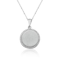 Gumush - Gümüş Kıtmir Duası Bayan Kolye