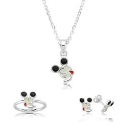 Gumush - Gümüş Miki Mouse Çocuk Seti