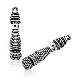Gumush - Gümüş Minare Desenli Tesbih İmamesi