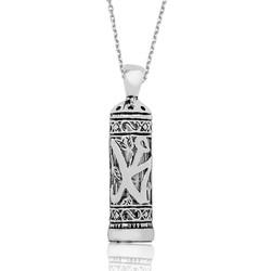 Gumush - Gümüş Muhammed Yazılı Cevşen Kolye