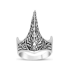 Gumush - Gümüş Okçu Zihgir Yüzüğü