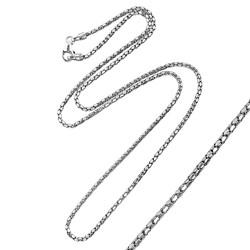 Gumush - Gümüş Oksitli Erkek Zinciri