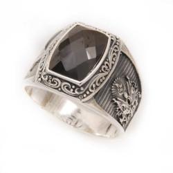 Gumush - Gümüş Osmanlı Erkek Yüzük