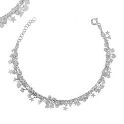 Gumush - Gümüş Şans Bayan Bileklik