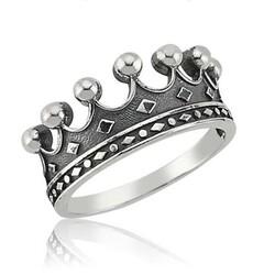 Gumush - Gümüş Kral Tacı Yüzük