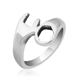 Gumush - Gümüş Tamirci Anahtarı Erkek Yüzük