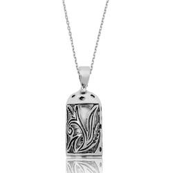 Gumush - Gümüş Cevşen Dualı Kolye