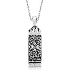 Gumush - Gümüş Cevşen Bayan Kolye