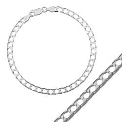 Gumush - Gümüş Gurmet Zincir Bileklik