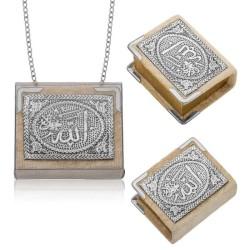 Gumush - Gümüş Zincirli Küçük Kur'anı-ı Kerim