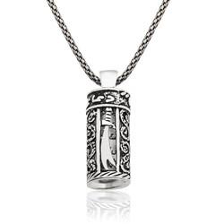 Gumush - Gümüş Zülfikar Kılıcı Cevşen Kolye