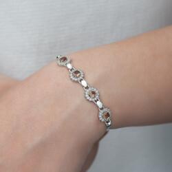Gumush - Gümüş Zultanit Taşlı Bileklik (1)