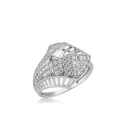Gumush - Gümüş Palmiye Bayan Yüzük