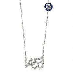 Gumush - Gümüş 1453 Bayan Kolye