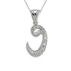 Gumush - Gümüş Bayan Vav Kolye