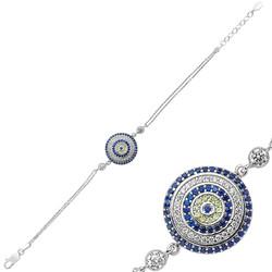 Gumush - Gümüş Nazar Bayan Bileklik