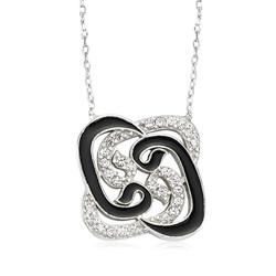 Gumush - Gümüş Pervane Vav Bayan Kolye