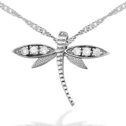 Gumush - Gümüş Yusufçuk Bayan Kolye